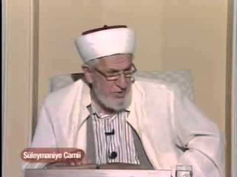 Suleymaniye Hadis ve Kuran Sohbetleri Prof. Dr. Cevat Akşit 4