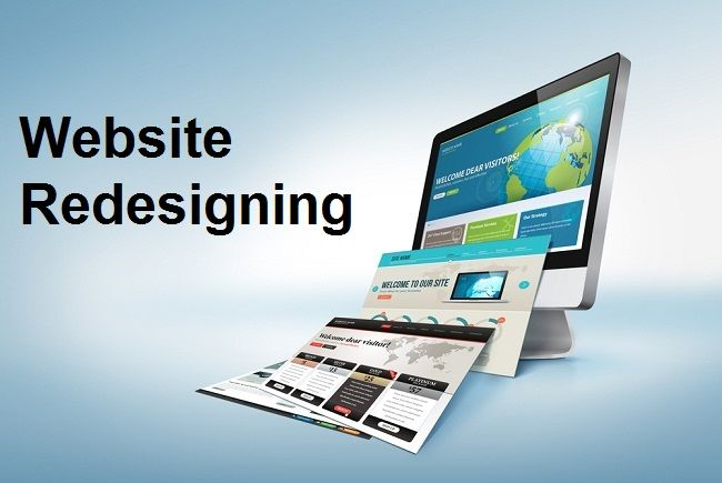 Five Goals For Website Redesigning