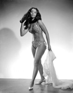 Tootsie Roll, 1960s >> Vintage Black Burlesque: Rare images of bold and beautiful burlesque dancers from the past on Ebony.com