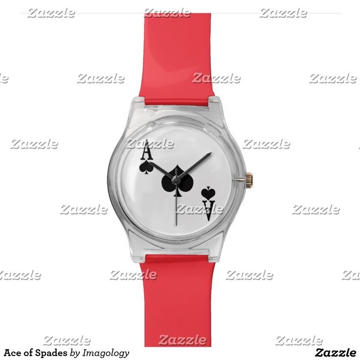 Ace of Spades Watches