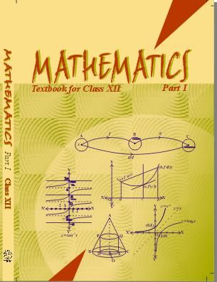 ncert math solution class 12