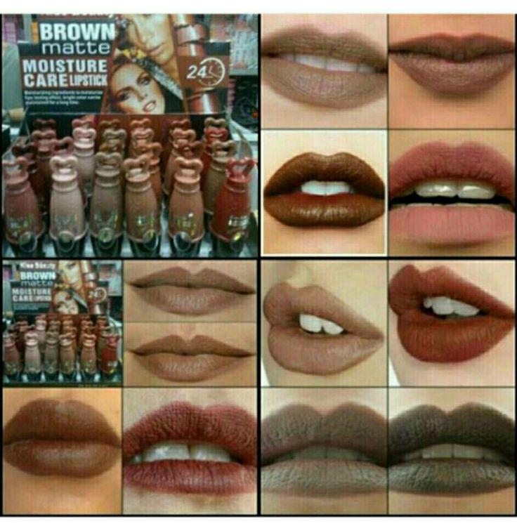kiss beauty brown