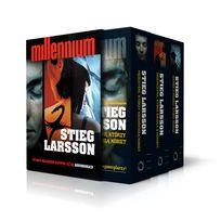 Millennium. Trylogia-Larsson Stieg