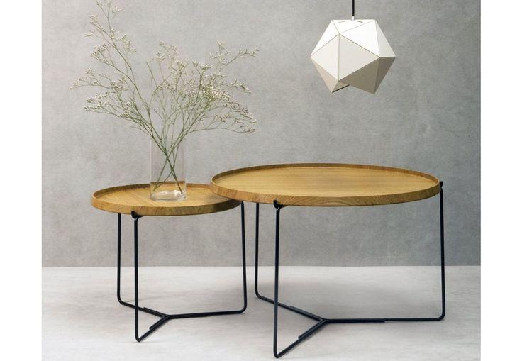To kreative sjæle har slået hovederne sammen, og bakkebordet Triplo er det første resultat af samarbejdet.