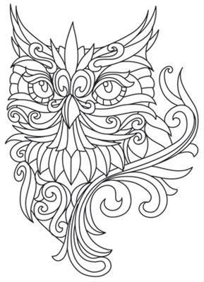 Baroque Owl_image