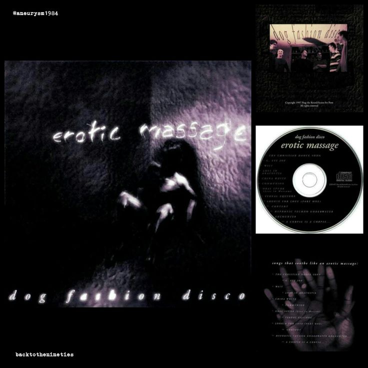 #HappyAnniversary 20 years #DogFashionDisco #EroticMassage #album #experimental #rock #avantgarde #metal #music #90s #90smusic #backtothe90s #ToddSmith #GregCombs #SteveMears #JohnEnsminger #JoshGifford #DaveSislen #GeoffStewart #JamesHalsey #KenWillard #90salbum #90sband #90sCD #backtothenineties Dog Fashion Disco