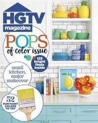 May 01, 2017 issue of HGTV Magazine
