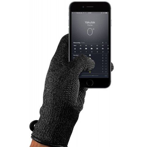 Refined Touchscreen Gloves by Mujjo, made in Netherlands