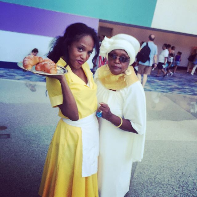 Disney Duos: 21 Brilliant Costumes For Best Friends Tiana and Mama Odie From The Princess and the Frog