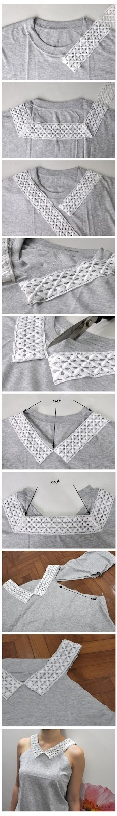Entre Closets: DIY - Camiseta