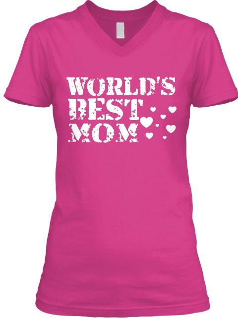 World's  Best Mom t-shirt World's Best Mom, Happy Mother's Day 2017 T-Shirt. Mother's day t-shirt for Mom. mother's day presents, mother's day shirt,  mother's day surprise, mother's day tshirt,  mother's day t-shirt gift,  mother's day 2017, top mother's day gifts, best mother's day gift. mother's day shirt,  mother's day tshirt, mom  gifts, mom birthday gifts, mom shirt, mom birthday,
