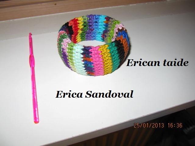 The 39 best Crochet, cuero, tela, artesanias y mas.. images on ...