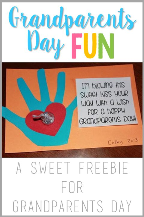 Best 25 Grandparents day gifts ideas on Pinterest