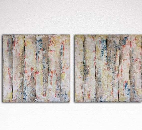 Large Abstract Painting Structure Painting by ArtbySonjaAlfreider