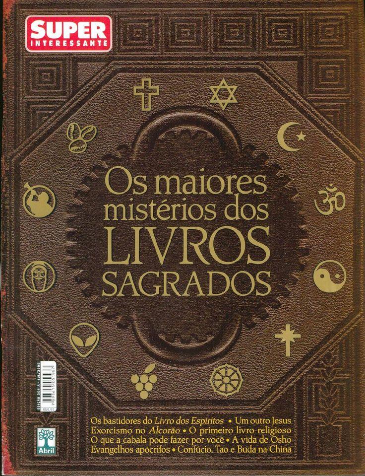 Os maiores misterios dos livros sagrados