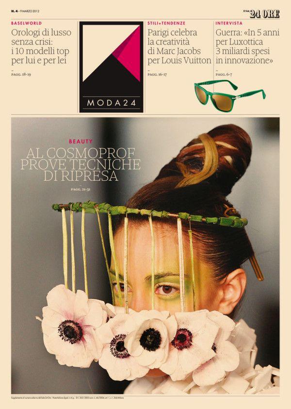 Moda24 Business Fashion Magazine Cover issue 4