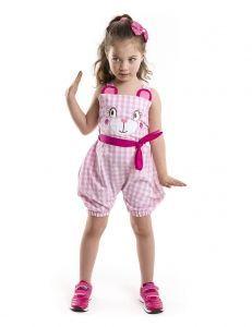 Clothes For Fun Bayan Ayıcık Balon Tulum