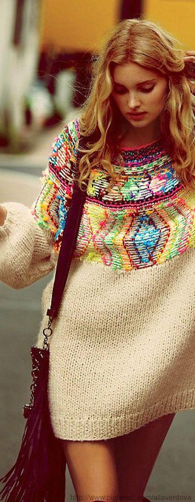 Reverse Knitted dress via @Andrea / FICTILIS / FICTILIS / FICTILIS / FICTILIS / FICTILIS Castaneda