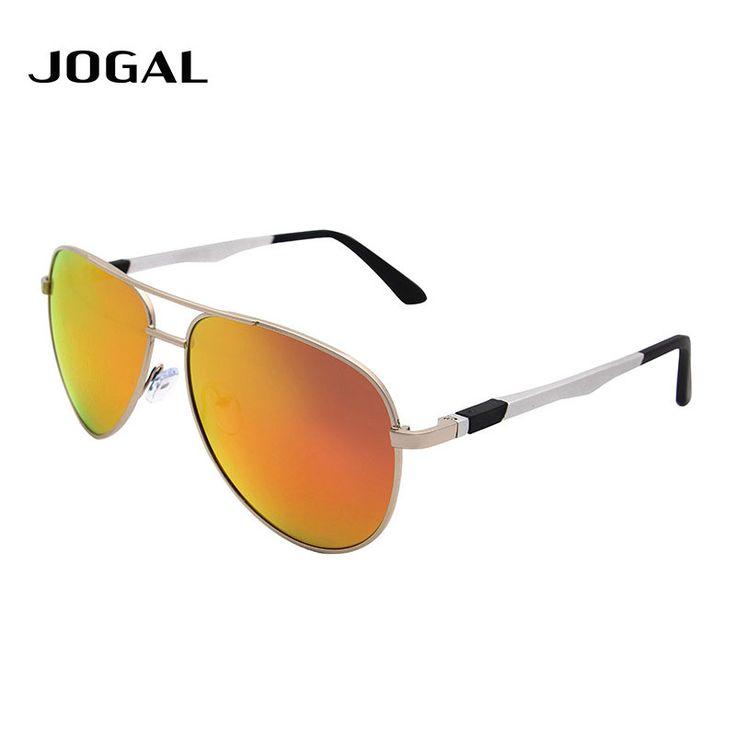 JOGAL Carbon Fiber Sunglasses Aluminum Magnesium HD Polarized Coating Eyewear Sun Glasses Alloy Sunglasses AEW285 #Affiliate