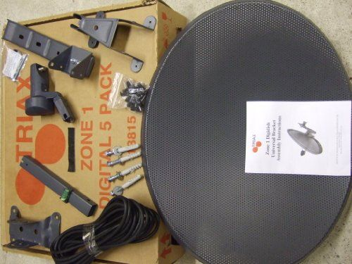 Satellite dish with single lnb, suitable for Sky, Freesat, zone 1 type has been published at http://www.discounted-home-cinema-tv-video.co.uk/satellite-dish-with-single-lnb-suitable-for-sky-freesat-zone-1-type/