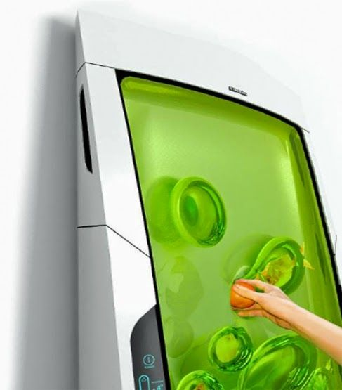 Die besten 25+ Gel refrigerator Ideen auf Pinterest - innovative kuhlschrank designkonzepte