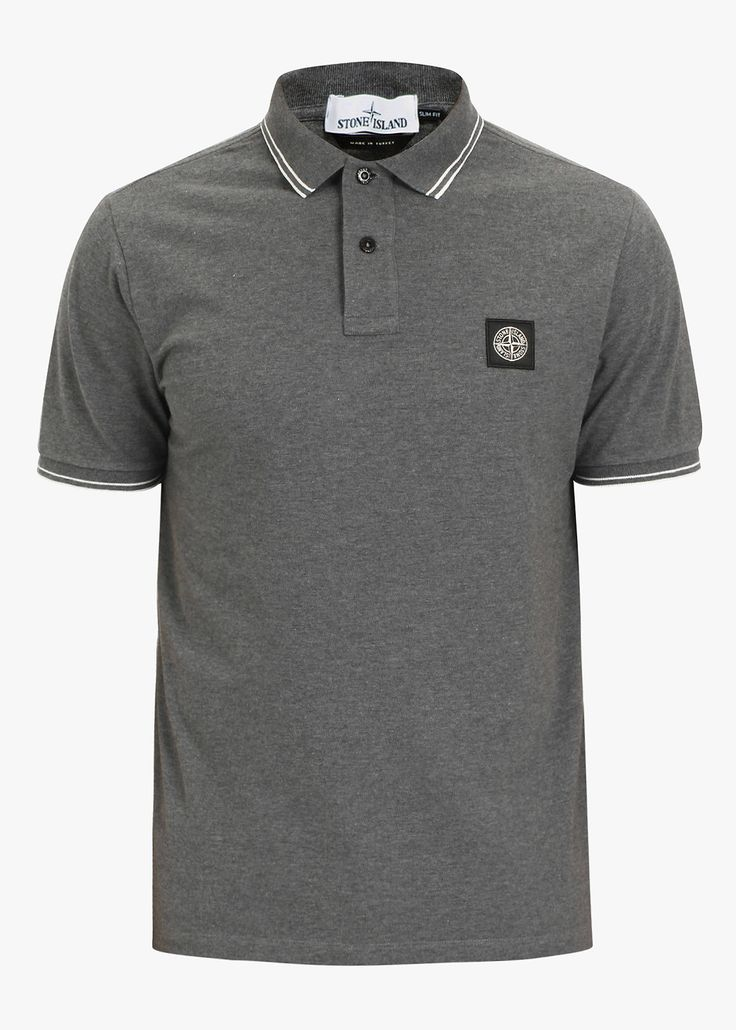 STONE ISLAND Polo Shirt. #stoneisland #cloth #all