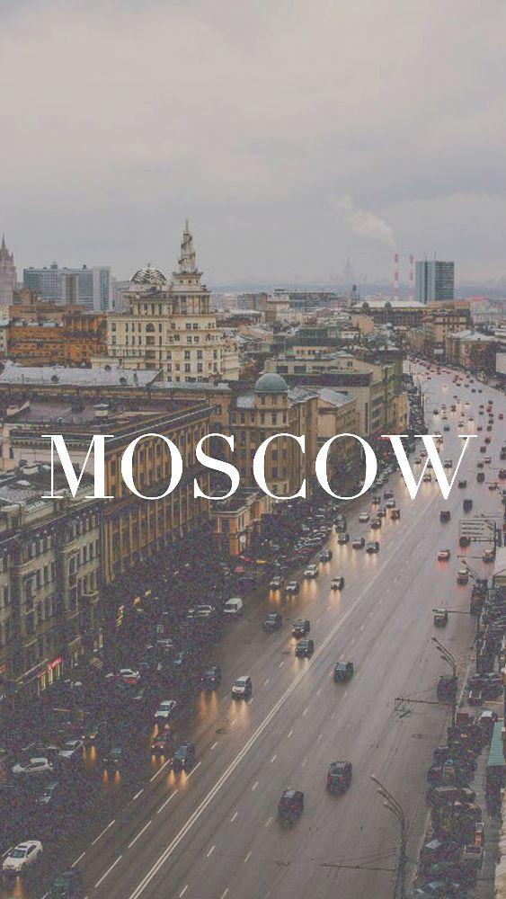 My Lockscreens - Moscow
