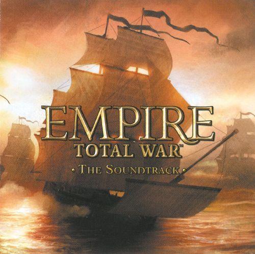 Empire Total War: The Soundtrack [CD]