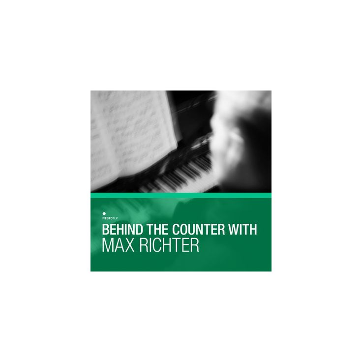 Behind the Counter with Max Richter & Various - Behind the Counter with Max Richter / Various (Vinyl)