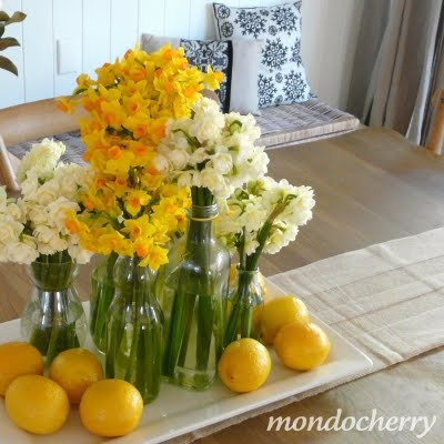 When flowers droop after only a day, plunge the stems into boiling water until they stand up again and then cut them under the water.  Should make them last much longer.