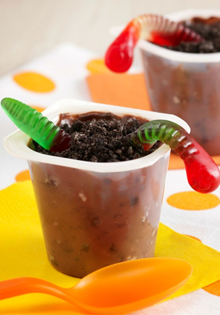 Kids Will Love This Easy Dirt Dessert Pudding Cup Recipe A Chocolate Treat