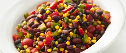 Skinny Mexican Bean Salad Recipe   Yummly