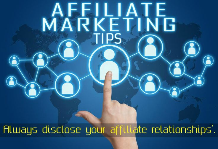 Make sure you let your readers know when you are using affiliate links.