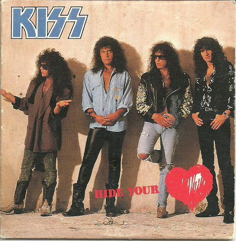 Kiss - Hide Your Heart at Discogs