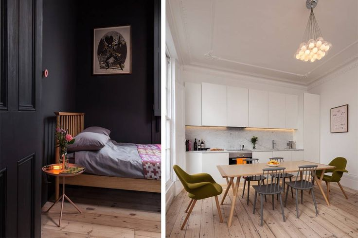 Check out this awesome listing on Airbnb: Architect designed Georgian flat - Flats for Rent in London