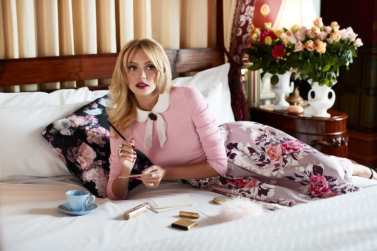 Isadora Jumper | Elderberry Skirt | Chandelier Brooch |