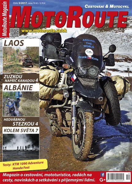 MotoRoute Magazin Nr. 5/2017; Read online: https://www.alza.cz/motoroute-magazin-5-2017-d5125686.htm