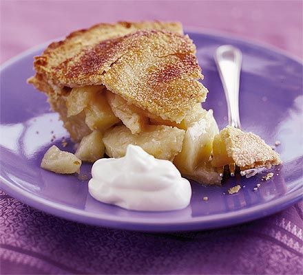 Never heard 'it's as Nepalese as apple pie'? Try this classic with a twist and you'll be converted