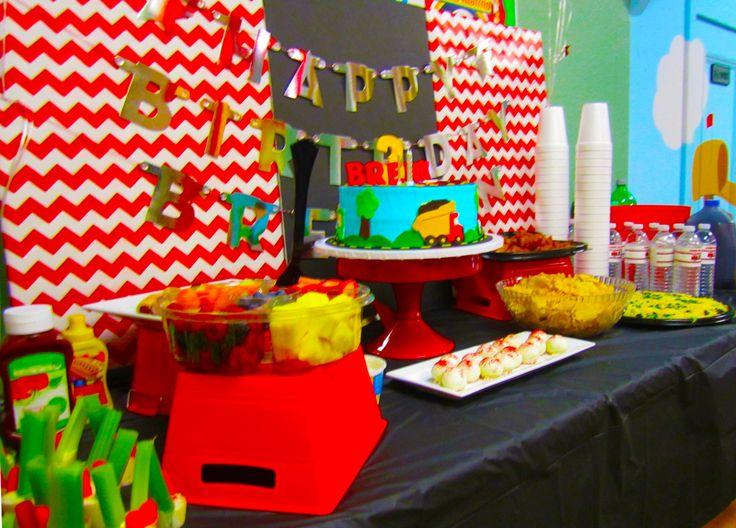 Houston Fire Museum Birthday Parties