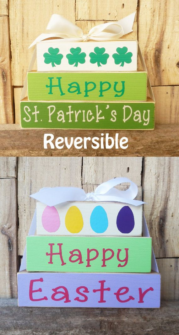 Hey, I found this really awesome Etsy listing at https://www.etsy.com/listing/222380642/happy-st-patricks-dayhappy-easter