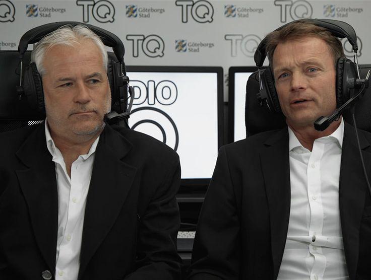 Kolla in vår nya kampanj där Glenn Hysén och Torbjörn Nilsson analyserar samspelet i trafiken. Känner du igen dig i någon av trafiktyperna?