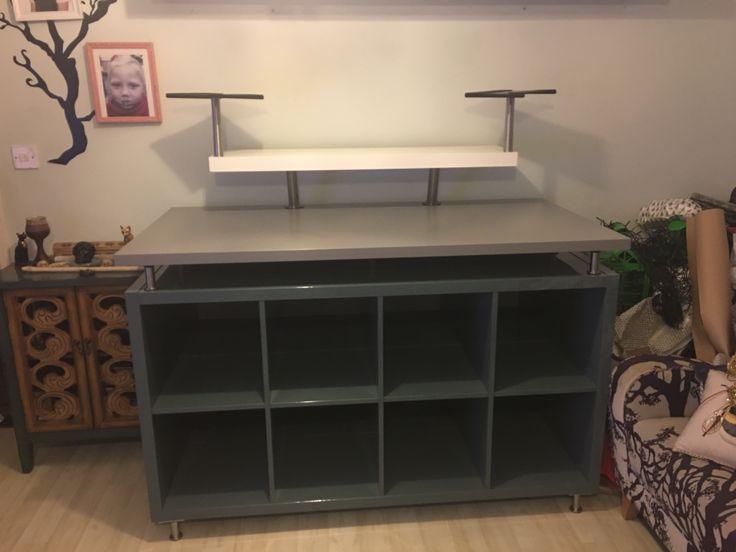 Ikea Kallax DJ Table