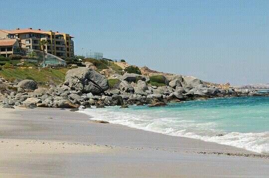 Playa blanca IV región Chile