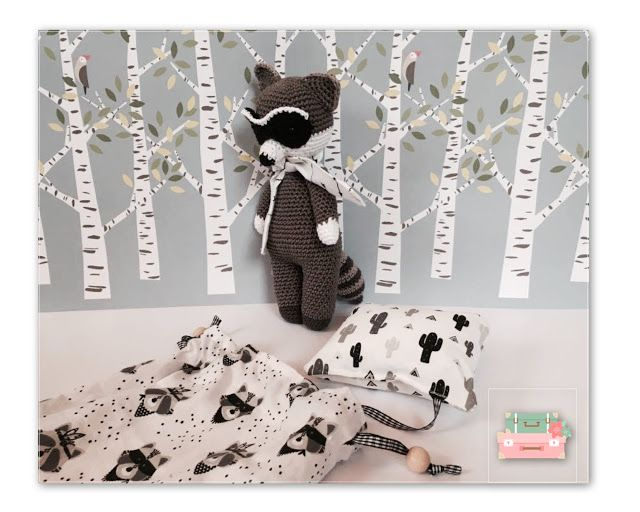 Les Petites Valises: Marcellin, le raton laveur - Les minis des petites valises #5