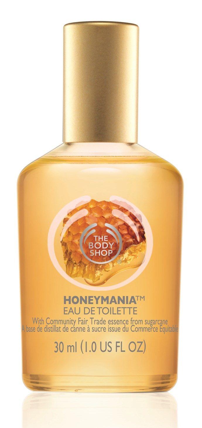 The Body Shop Honeymania Honey and windflowers? Yes please!