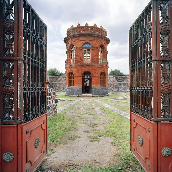 Former prison, Mexico City Richard Ross   Architecture of Authority