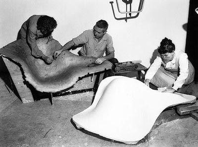 Charles & Ray Eames. Чарльз и Рэй Эймс