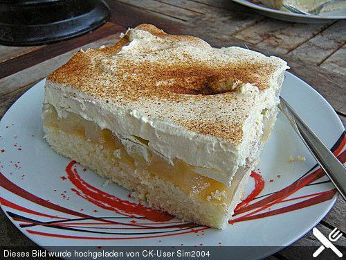 Jugoslawischer Apfelkuchen