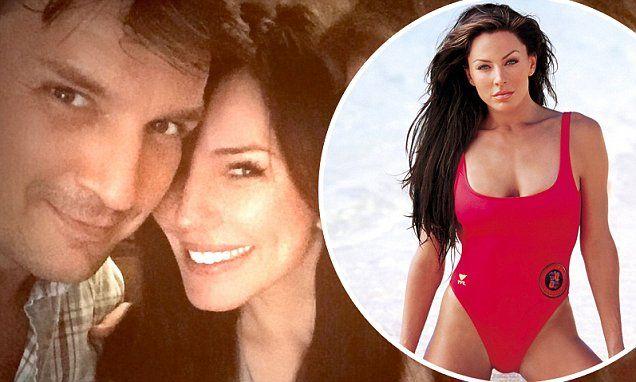 Nathan Fillion dating George Clooney's Baywatch babe ex Krista Allen