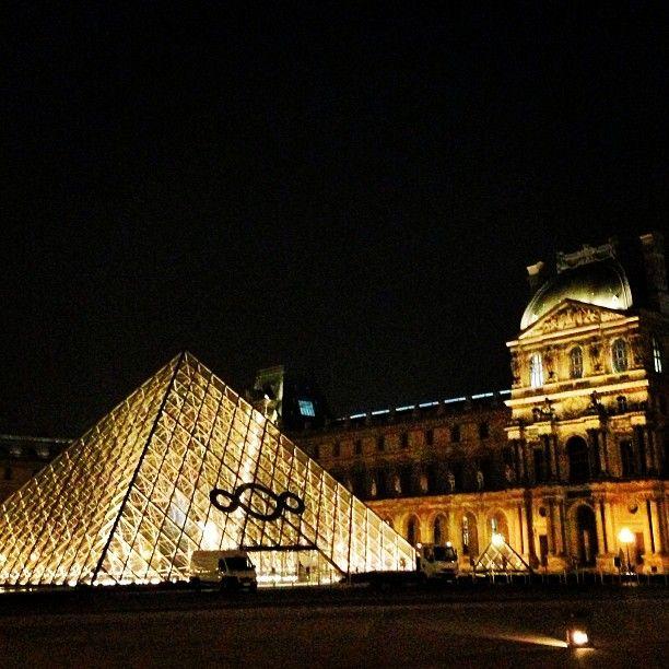 Musée du Louvre in Paris, Île-de-France